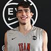 Atlanta, GA - SUNDAY, MAY 29: Nike EYBL. Luka Garza #32 of Team Takeover Session 4. (Photo by Jon Lopez)